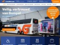 Van Gompel B.V. Touringcarbedrijf