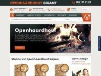 OpenhaardhoutGigant - Ovengedroogd haardhout ...