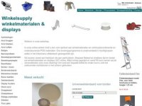 Winkelsupply - Winkelmaterialen en displays
