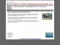 Gerrit Smit Systeemplafonds B.V.