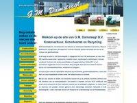 G.M. Damsteegt BV kraanverhuur en grondverzet