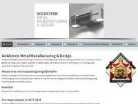 Goldsteen Metal Manufacturing & Design