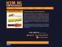 H2M.nl - Harry's Music Management - Leiden