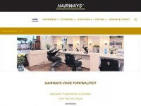 Hairways te Amsterdam