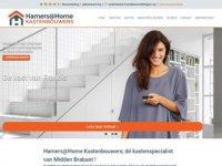 Screenshot van hamerstilburg.nl
