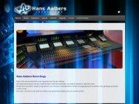 Hans Aalbers Recordings