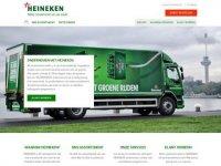 Screenshot van heineken-brouwerijen.nl
