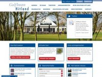 Hitland - golfbaan