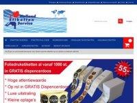 Holland Etiketten Service