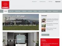 Screenshot van homecity.nl