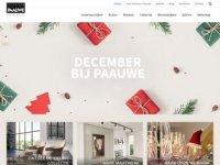 Screenshot van interieur-paauwe.nl
