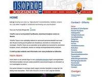 Isopro - Alles over kozijnen, ramen, deuren ...