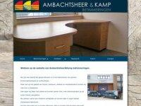 Ambachtsheer & Kamp Betimmeringen