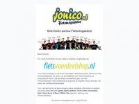 Jonico - online fietsenwinkel