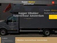 Kapper H. Bakker