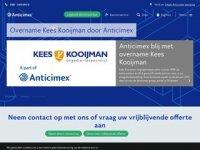 Screenshot van keeskooijman.nl