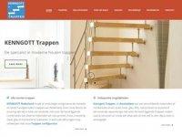Kenngott Trappenbouw - houten trappen, ...