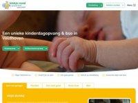 Screenshot van klokjerond.nl