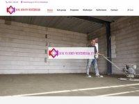 Screenshot van kok-afbouw.nl