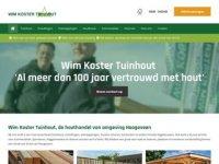 Wim Koster Tuinhout
