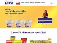 Levo - Plantaardige olie, margarines en ...