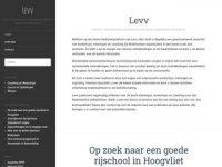 LEVV - Landelijk Expertisecentrum Verpleging ...