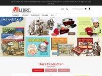 Libre Uitgeverij I Communicatie