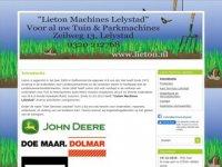 Tuin- en Parkmachines Lieton BV