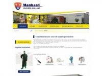 Manhard - materiaal voor de horeca, vlees, ...