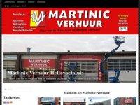 Martinic Verhuur