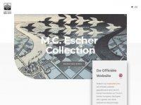The M.C. Escher Official Website