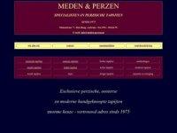 Meden & Perzen perzische en oosterse tapijten