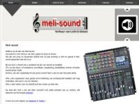 Meli-sound The sound creators