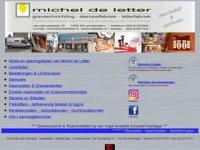 Michel de letter