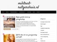 Mildred Rutgers Huis - anticonceptie, ...
