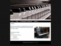 Van de Groep Piano en Muziekhandel