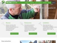 PRONK BOUW BV - Pronk Bouwbedrijf BV - Pronk ...