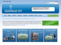 Rijngas voor vloeibaar propaangas in flessen ...