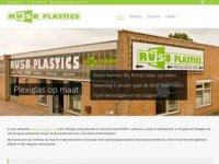 RU'58 voor al uw plastic bouwmaterialen