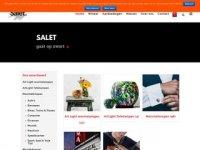 Salet Fr�res - een winkel vol leuke cadeaus