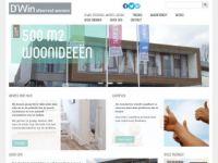 Screenshot van sfeervolwonen.nl