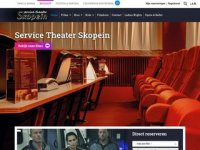 Service Theater Skopein - Party Centrum 'The ...
