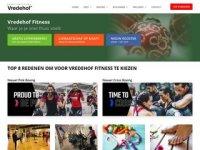 Sportcentrum Vredehof in Hoorn