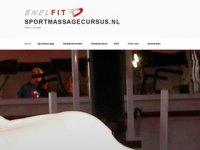 SnelFit Sportmassagecursus