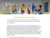 Sportservice Haarlemmermeer - NIEUWS