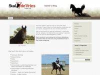 Stal de Vries Het Friese Paard in uw ...