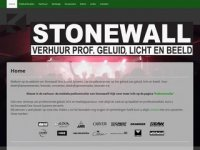 Stonewall-One Sound Systems | Professioneel ...