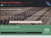 Studio van Schuppen - Digital Audio Recording