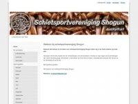 Schietsportvereniging Shogun