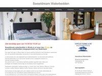 Screenshot van sweetdream.nl